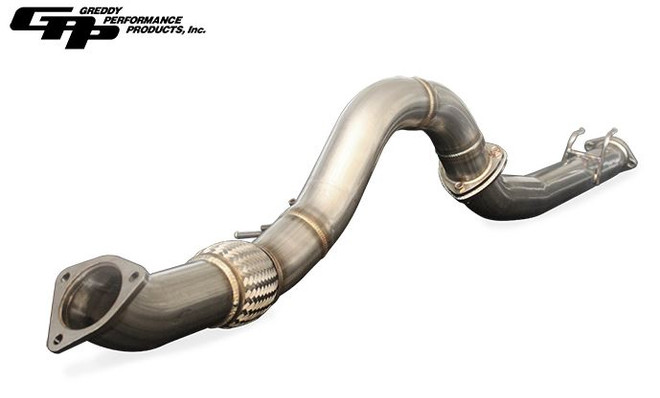 "GReddy Honda Civic Type R Full 3"" Front Overpipe & Forward Midpipe Set"