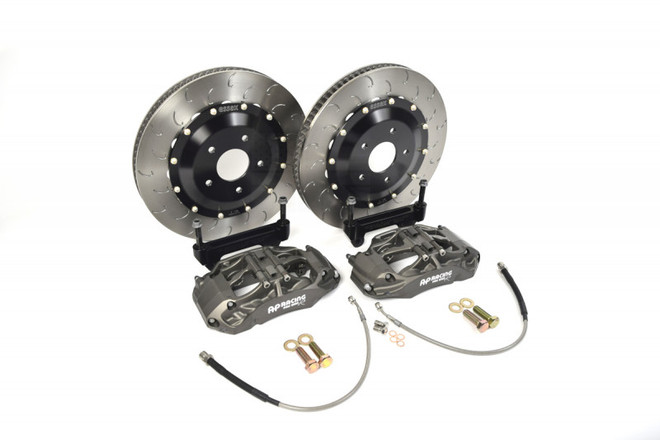 AP Racing Radi-CAL Competition Brake Kit CP9660 (Front) - 2020 A90 Toyota Supra