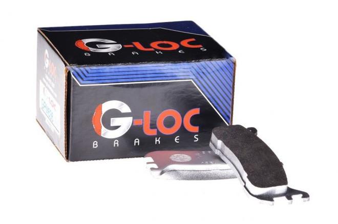 G-Loc A90 Toyota Supra Brake Pads (Rear)