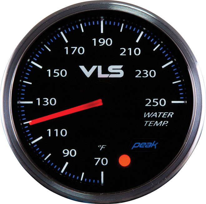 REVEL VLSII - Water/Oil Temp 52mm Gauge