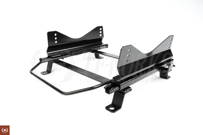Bride Racing FO Type LHD Driver Seat Rail - 2020+ A90 Toyota Supra