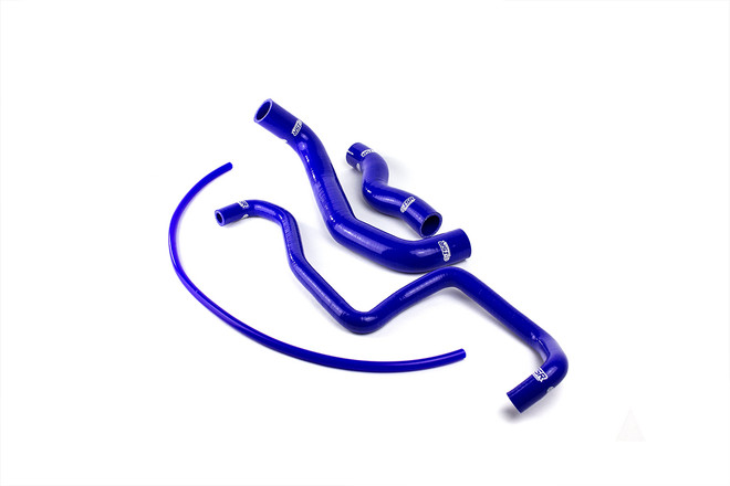 ISR Performance - Silicone Radiator Hose Kit Nissan 350z 03-06 - Blue