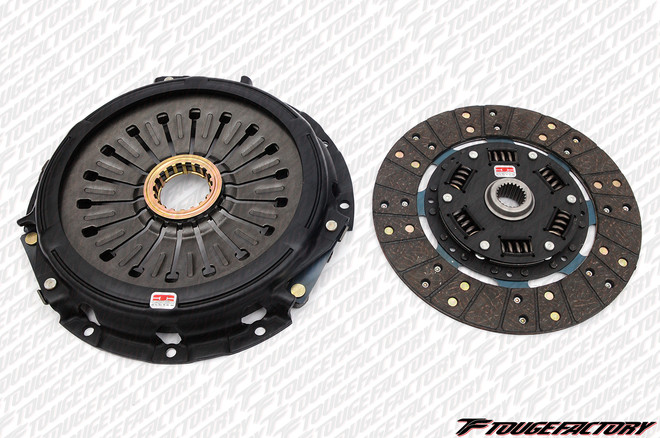 Competition Clutch Stage 2 - 03-07 Nissan 350Z Infiniti G35