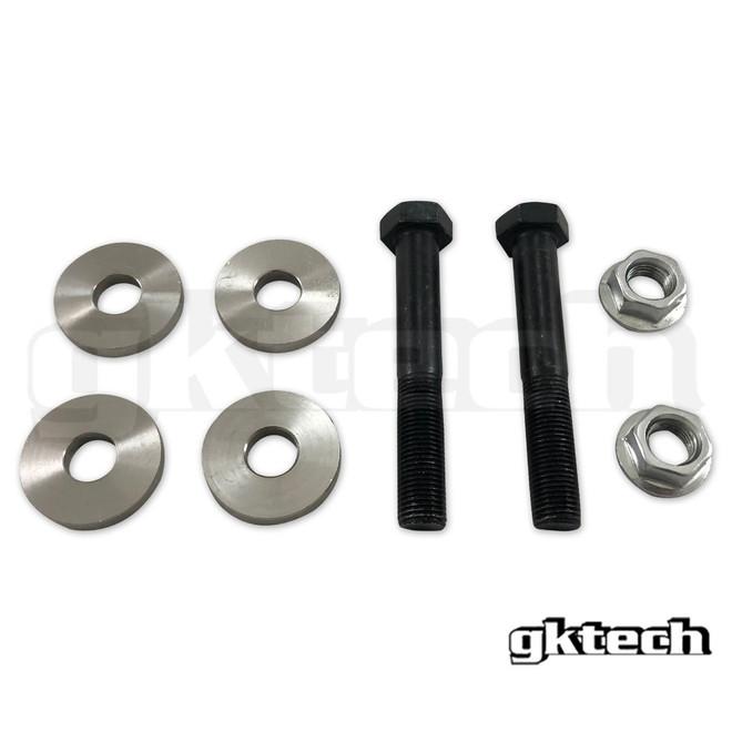GKTECH - 350Z/G35 Eccentric Camber Arm Lockout Kit