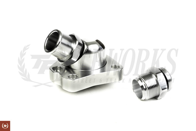 K24 Swivel Neck Coolant Thermostat Housing