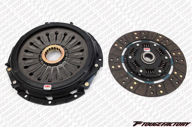 Competition Clutch Stage 2 Steelback Brass Plus Clutch Kit - 06-08 Mazda Miata 2.0L 10060-2100