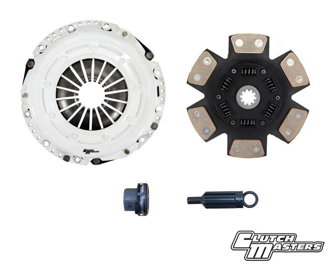 ClutchMasters FX400 Clutch Kit ZF 6Spd Transmission - 6 Puck