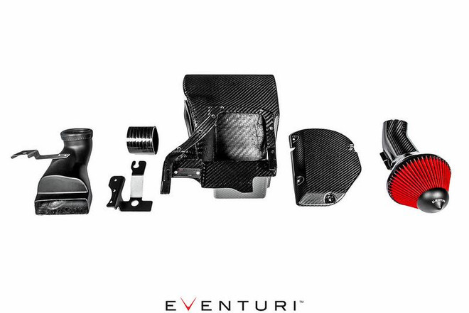 Eventuri Carbon Fiber Air Intake - FK8 Honda Civic Type R