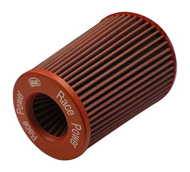 """BMC Twin Air Conical Filter with Metal Top:  4"""" inlet"""