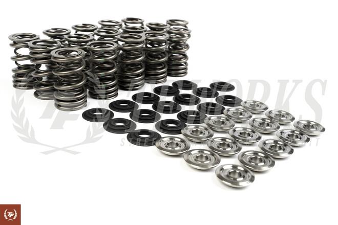 Brian Crower K20A/K20Z F20C/F22C  Dual Spring and Titanium Retainer & Spring Kit