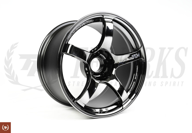 Advan TC4 Black Chrome