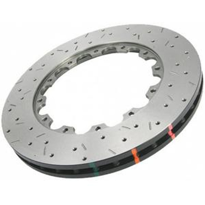 DBA Brakes OEM Replacement Front Rotor Ring for 12+ R35 GTR