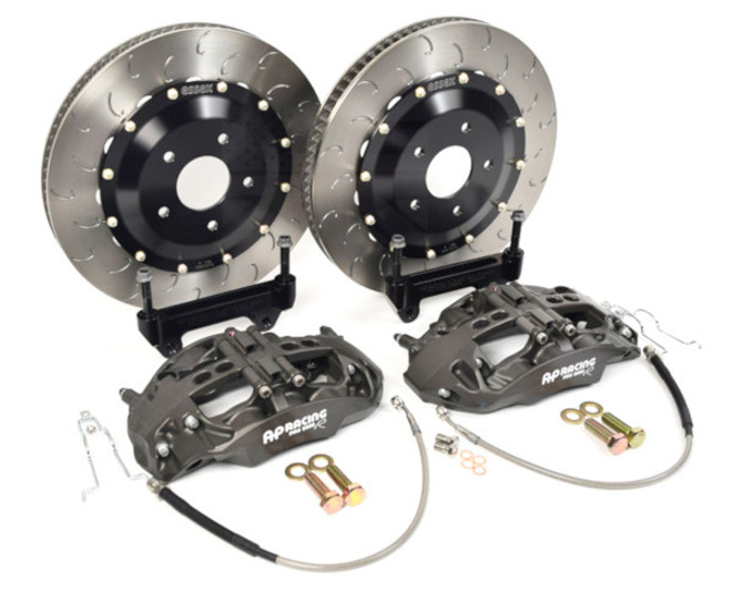 AP Racing Radi-CAL Competition Brake Kit (Front 9668/390mm)- R35 Nissan GT-R