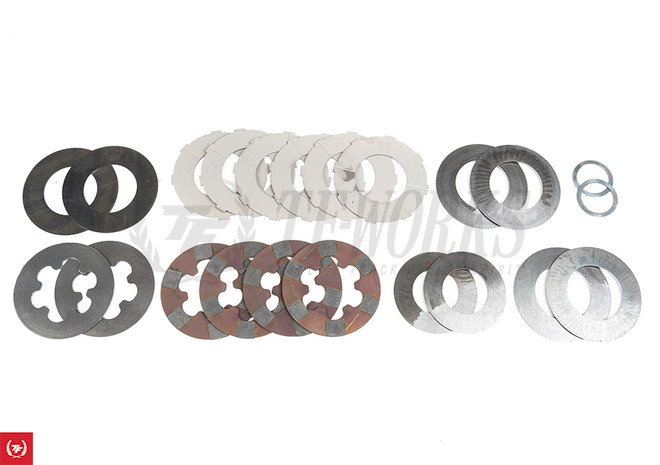 ATS Hybrid Carbon Limited Slip Differential (LSD) Rebuild Kit