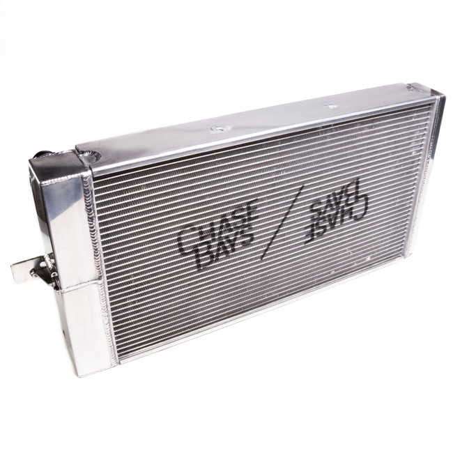 Chase Bays - Tucked Aluminum Radiator - Nissan 240sx S13 / S14 / S15 and R32