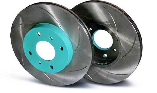 Project MU - SCR Pure Plus Front Rotors - Toyota JZX90 / JZX100 / JZX110 / SXE10