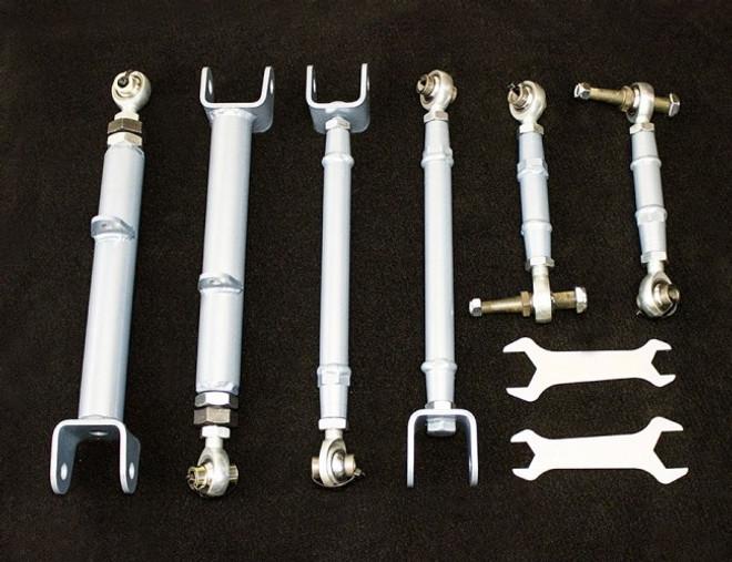 Xcessive - Rear Adjustable Arm Set - JZX90 / 100