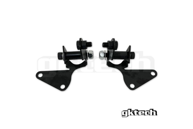 GKTECH - S13 240SX / R32 Skyline Subframe Anti-Squat Reduction Weld-In Kit