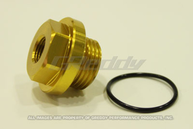 GReddy - Oil Temp Adapter 1/8NPT Fitting