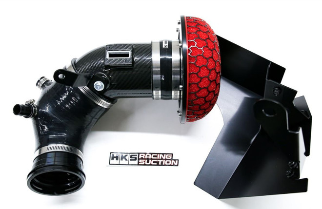HKS Dry  Carbon Racing Suction Intake - 2020 + GR A90 / A91 Toyota Supra