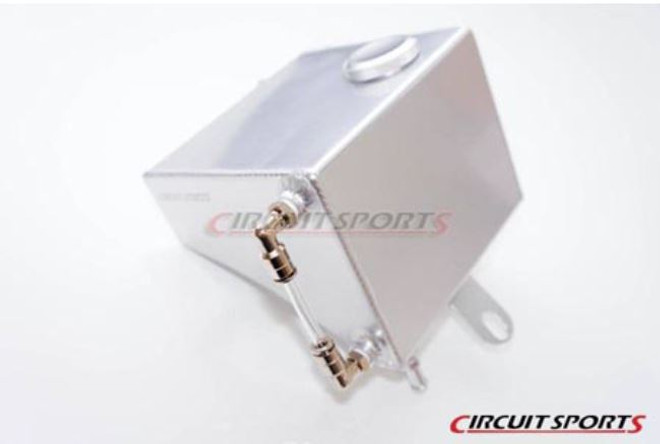 Circuit Sports Aluminum Coolant Reserve Tank V2 - Miata NB 99-05