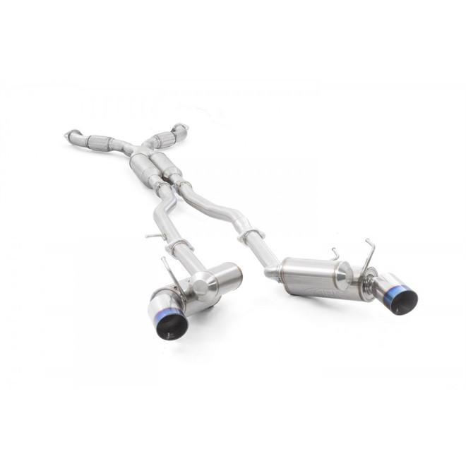 ARK Performance - Nissan 350Z GRiP Exhaust (03-08)
