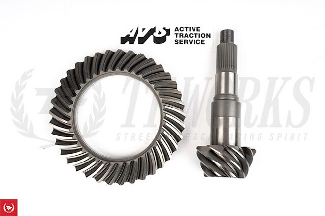 ATS Active Traction Service 4.11 Final Gear for 350Z / 370Z