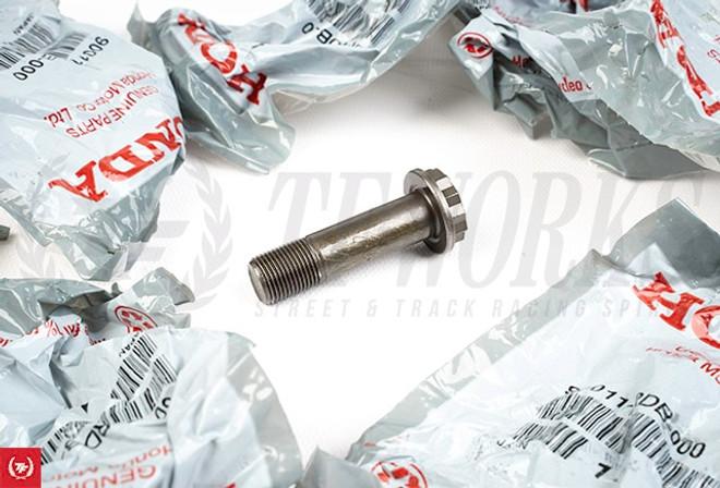 Honda OEM V6 Engine Flywheel Bolts - For Billet Kswap Flywheels