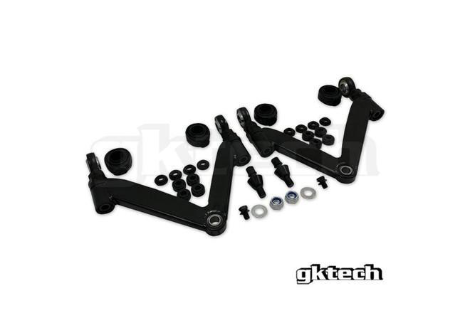 GKTECH - V2 Z33 350Z/G35 FRONT UPPER CAMBER ARMS