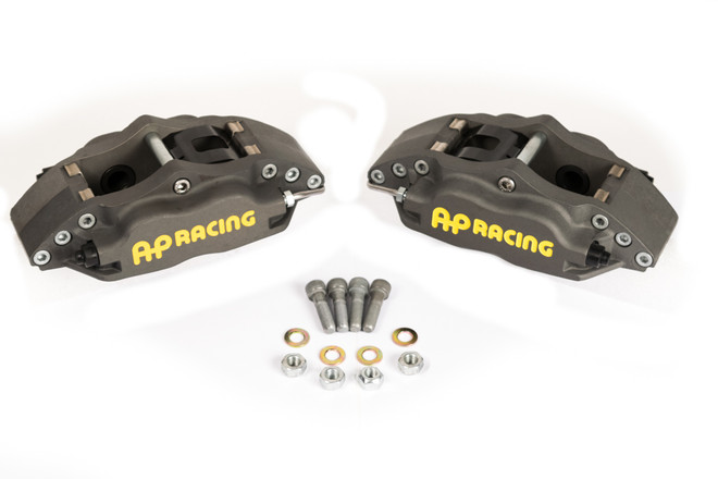 AP Racing Competition Caliper Kit BMW e46 M3 Four Piston Rear (calipers only)