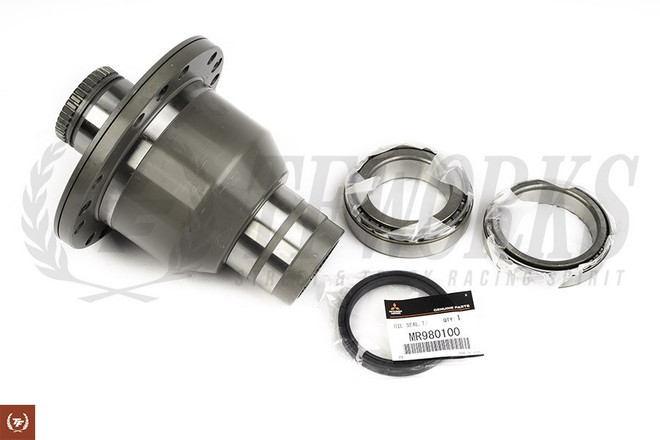 ATS Hybrid Carbon Limited Slip Differential LSD for Evo 8 9 with ACD - Front 1-Way