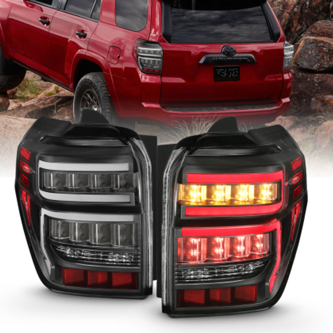 ANZO LED Taillights - Toyota 4Runner 2014/20
