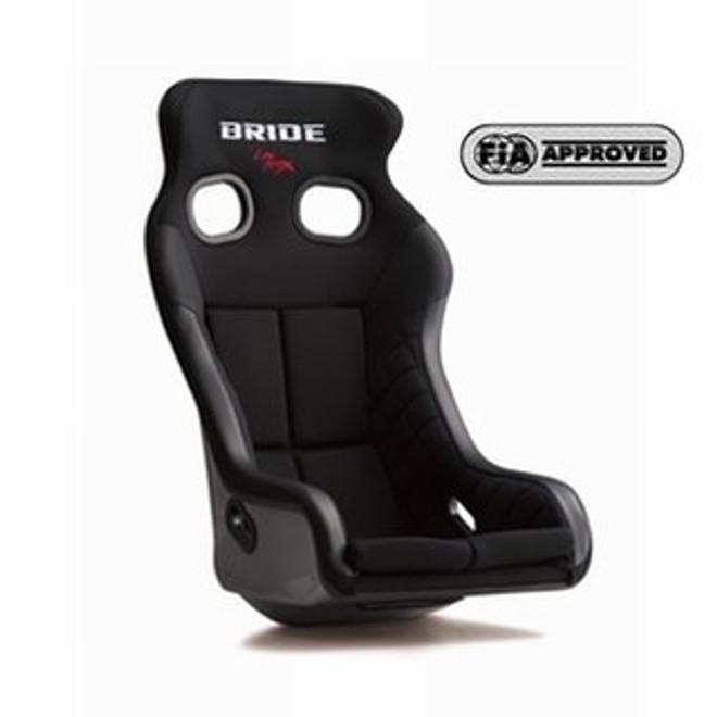 Bride XERO VS - Black Logo / FRP