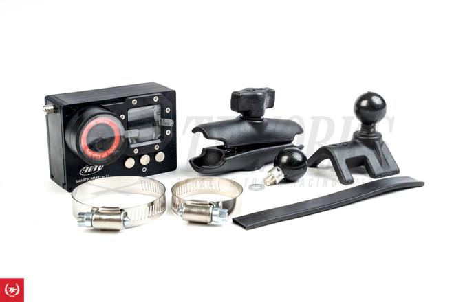 AiM Sports - SmartyCam HD Video Camera Rev.2 + Roll Bar Mount