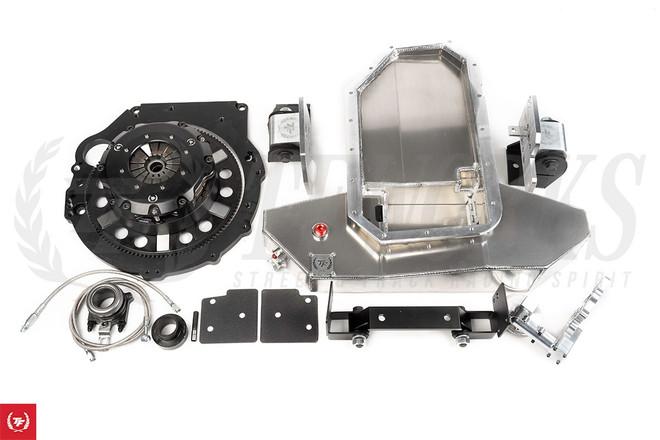 FRS / BRZ Kswap Kit Phase 2: CD009 Transmission + Twin Disk Clutch