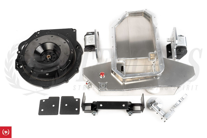 FRS / BRZ Kswap Kit Phase 2: CD009 Transmission + Billet Flywheel