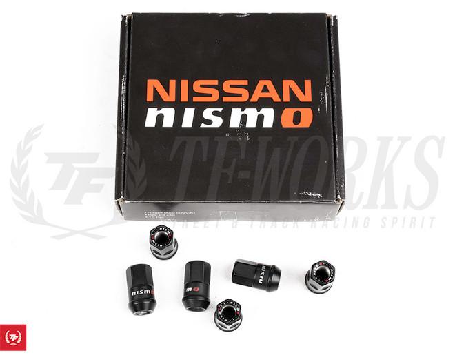 Nismo Forged Steel Lug Nuts 12x1.25 HR38