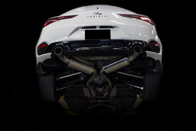 ISR Performance ST Series Exhaust for 2017+ Infiniti Q60 RWD