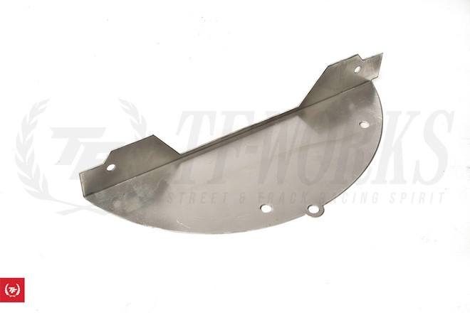 Kswap ZF 5 and ZF 6spd Transmission Front Dust Cover