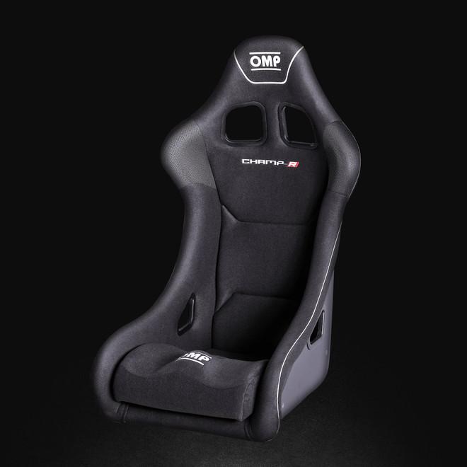 OMP CHAMP-R Fiberglass Racing Bucket Seat - FIA