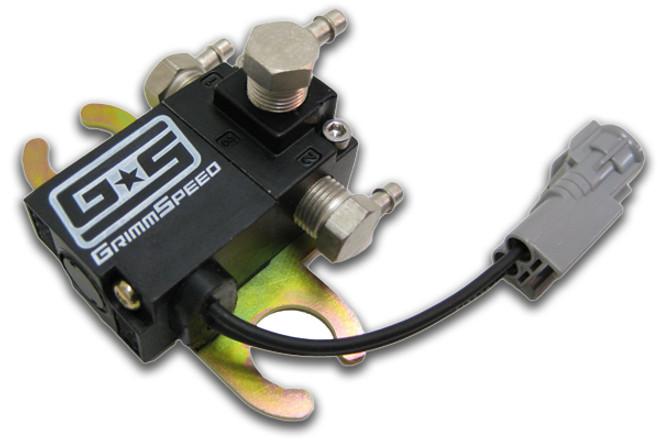 GrimmSpeed Electronic Boost Control Solenoid 3-Port - 08+ SUbaru WRX