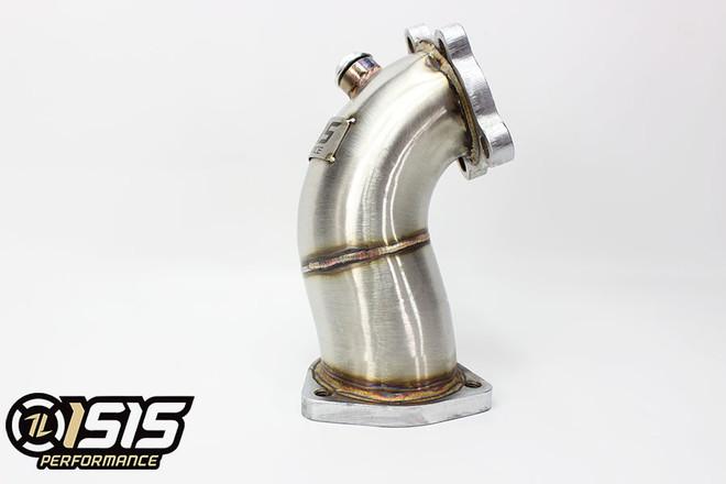 """ISR 3"""" Turbo Turbine O2 Outlet Housing - Nissan SR20DET S13 / S14"""