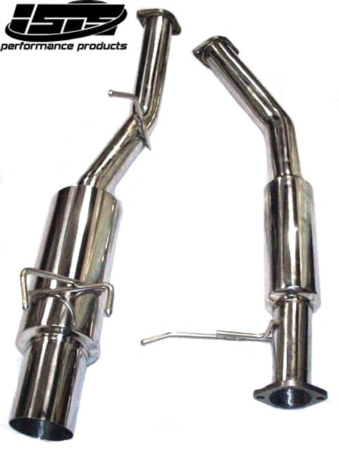 ISR Performance - GT Single Exhaust Nissan 240sx 95-98 S14