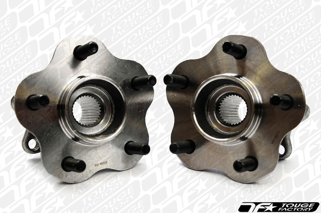 Ichiba Rear 5 Lug Hub Conversion - Nissan 240SX S13 & S14