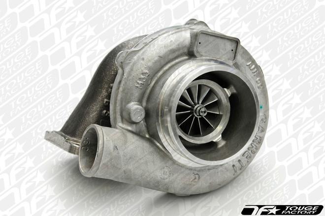 Garrett GTX3076R Turbo: Dual BB T3 Inlet with 3