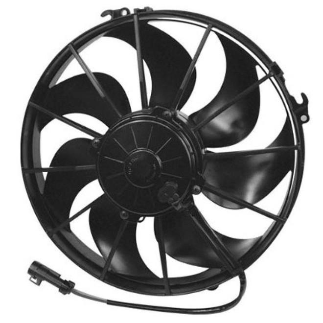 SPAL 1870 CFM 12in High Performance (H.O.) Fan Electric Radiator Fan