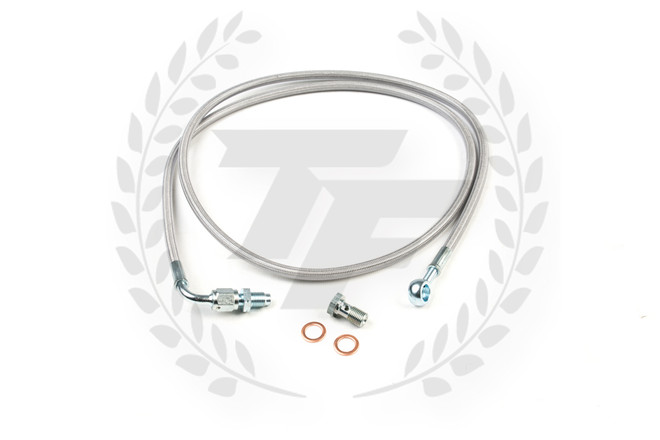 P2M Stainless Steel 240SX Auto to Manual Clutch Conversion Line - S13 S14