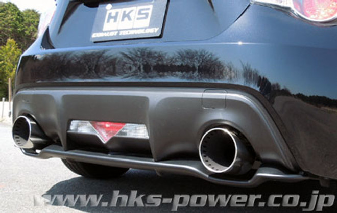 HKS Legamax Premium (Main / Muffler only) Exhaust System for Scion FR-S & Subaru BRZ