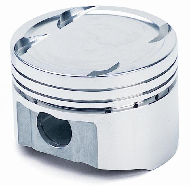 JE Pistons NISSAN R32-R34 SKYLINE RB26DETT 8.2:1 Compression 86.5mm