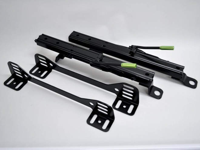 Nagisa Super Low Seat Rail D-Lock Scion FR-S & Subaru BRZ